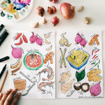 Private/Group Recipes in Watercolour Sessions