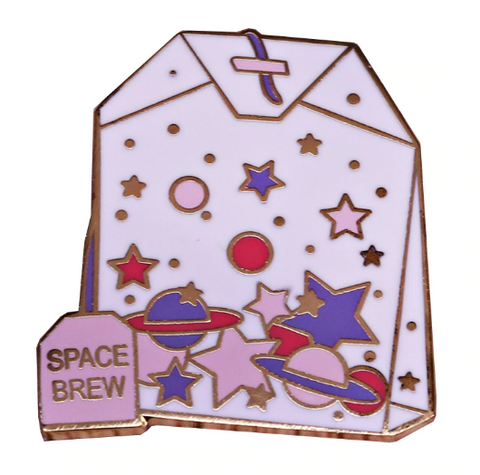 Space Brew Pin
