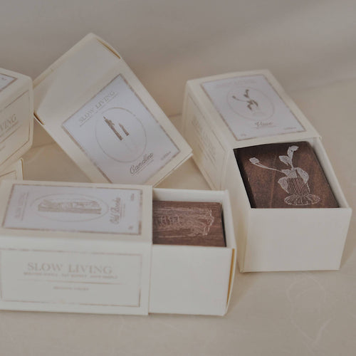 Slow Living Rubber Stamp Collection