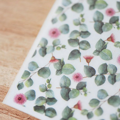 MU Print-On Sticker - Botanical Series II