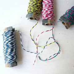 Classiky Two-Colours Paper String