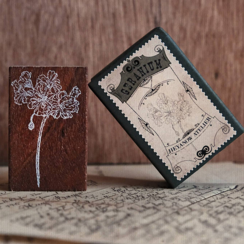 Garden of Inspiration Rubber Stamp Collection