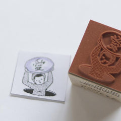 Goat x Masco Rubber Stamp - LOVE 愛