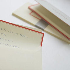 yuruliku Letterpress Envelopes
