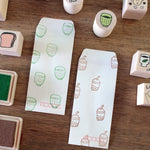 Ajassi Rubber Stamp - Round Series