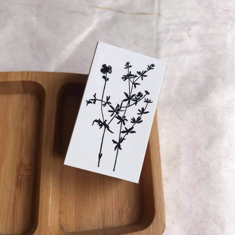 OHS Botanical Rubber Stamp Collection - Hay
