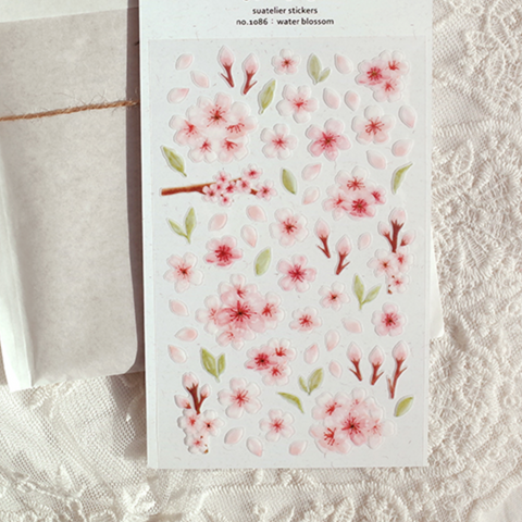 Suatelier Stickers - Blossom Day