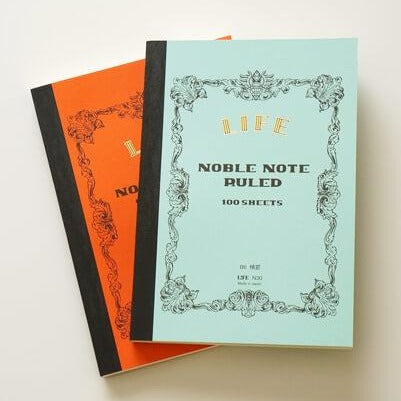 LIFE Noble Notebook / Section