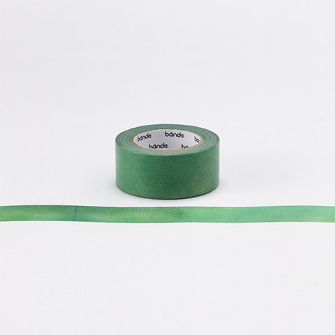 Bande Washi Tape - Green Forest