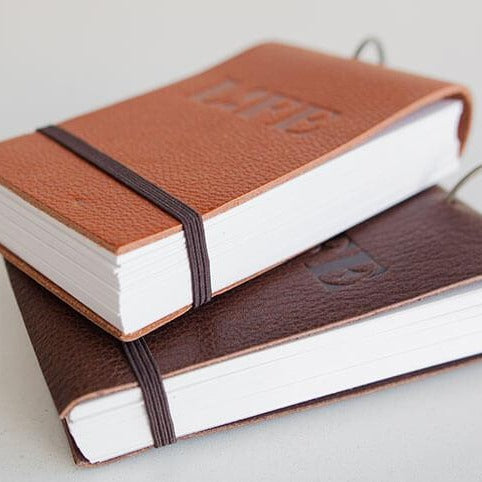 LIFE Index Cards with Leather Cover