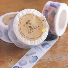 LCN Gemstone Washi Tapes