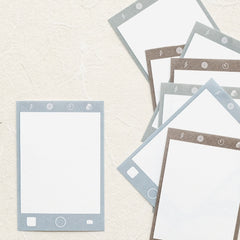 not your usual Frame Memo Pad