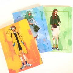 [Discontinued Item] LDV Bungu Notepads Set