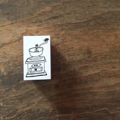 36 Sublo Coffee Rubber Stamps