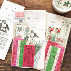 Mix & Match Ephemera Set (15pcs) 4.0