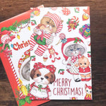 UncleCat Christmas Postcards