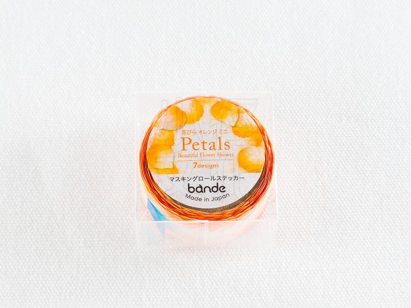 Bande Sticker Washi Tapes - Rose Petals (Mini)