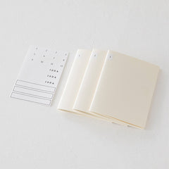 MD Notebook Light (Blank) Set