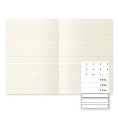 MD Notebook Light (Ruled Line) Set