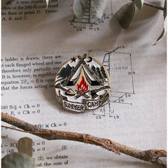 LCN Metal Brooch/Pin