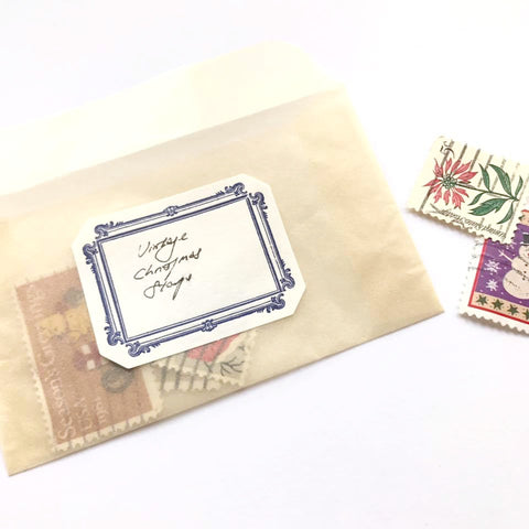 Classiky Glassine Envelopes (SS/S/L)