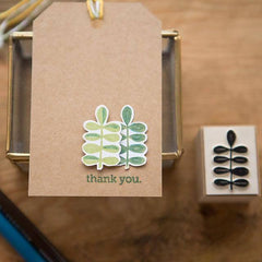 OURS Nordic Season Rubber Stamps Set