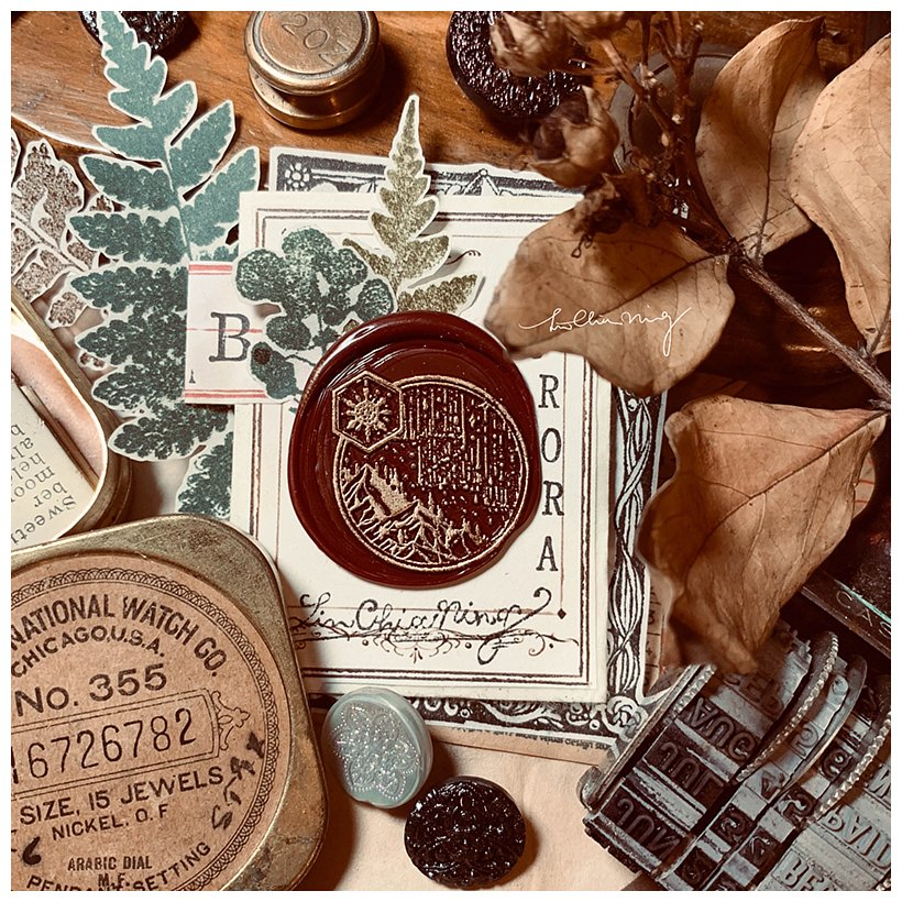 LCN Wax Seal Collection