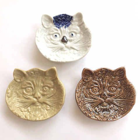 Classiky Cat Ceramic Small Dish