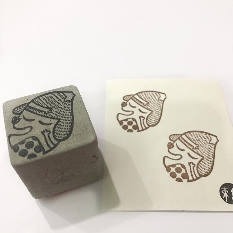 Dan Wei Ind. Cement Rubber Stamp
