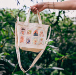 LDV [As Long as You're Fine] Two Ways Canvas Bag