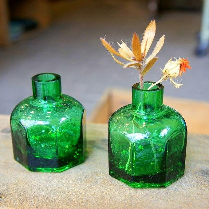 Classiky Blow Glass Ink Bottle