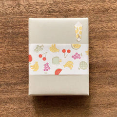 Mizushima JIZAI Clear Stamp Set - Fruit