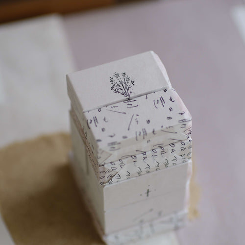 hase rubber stamp - Cross