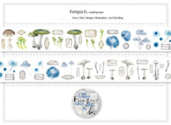 [Discontinued] LCN Fungus b. Washi Tape