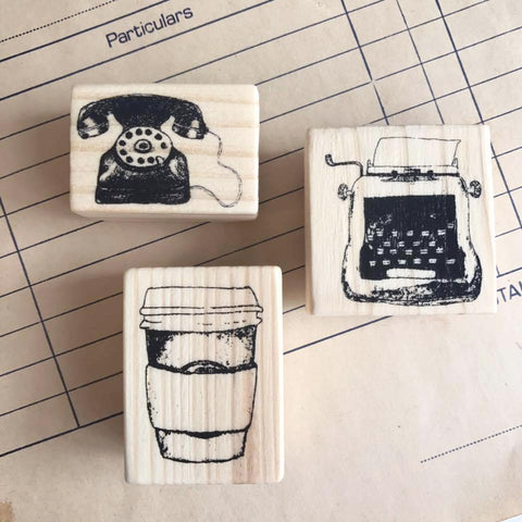 OHS Living Tool Rubber Stamp