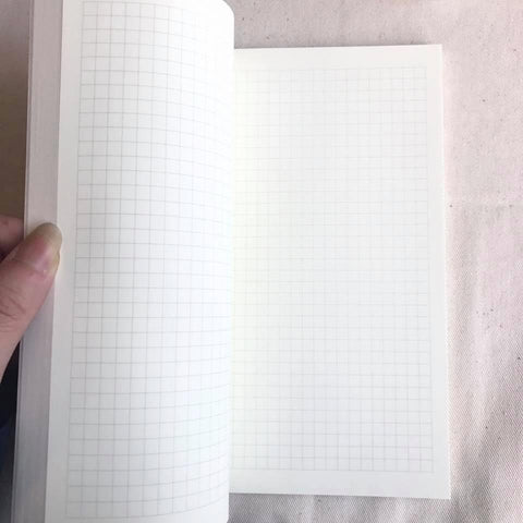 Tomoe River Notebook (Grid)