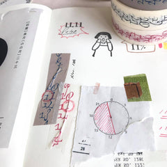 Classiky Daily Washi Tape