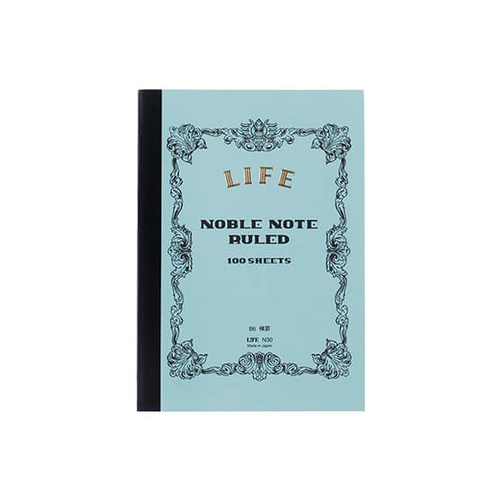 LIFE Noble Notebook / Ruled