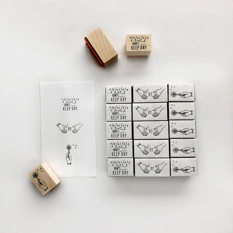 KNOOP Original Rubber Stamp - 封 Seal