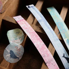Chamil Garden x <52Hz I Love You> Washi Tapes