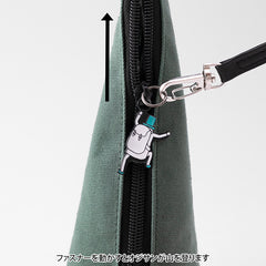 MD Ojisan 25th Anniversary Triangle Pouch