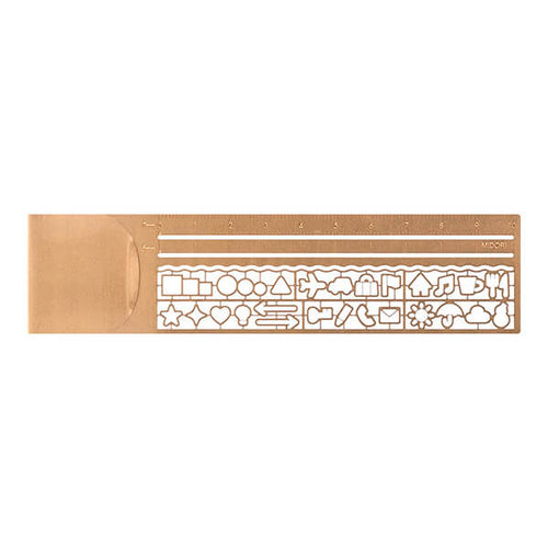 MD Copper Clip Ruler