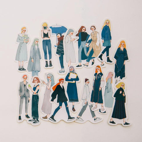 LDV Dearest Sticker Set (30pcs)