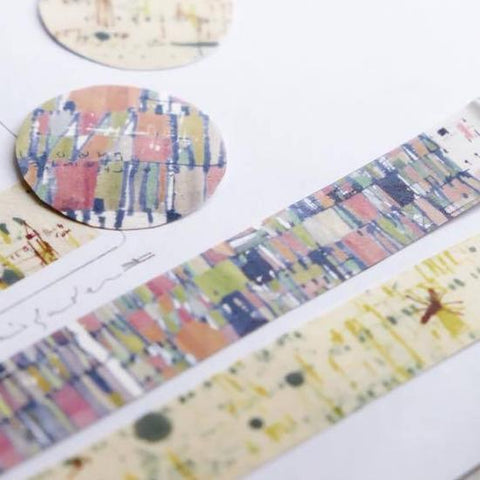 Chamil Garden x '18 Kaohsiung Film Festival Washi Tapes