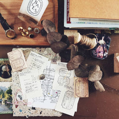 Kurukynki Travel Series Rubber Stamp