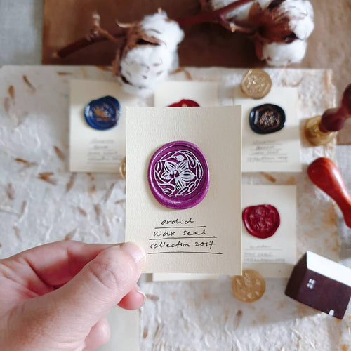 Kurukynki Wax Seal Collection