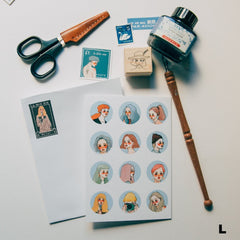 LDV Dearest Postcards