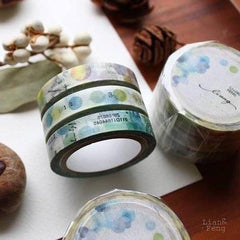 Liang Feng 8mm Washi Tape Set - Multi
