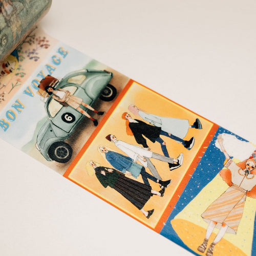 LDV Waiting for Your Letter Washi Tape