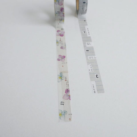YOHAKU Original Washi Tapes Collection V